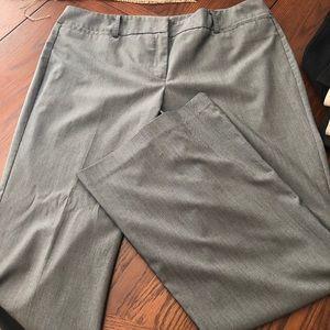 New York and company gray dress pants